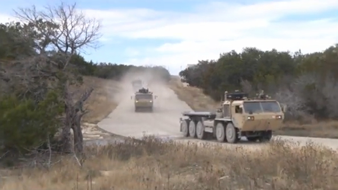 US Marines perfecting autonomous evacuation and supply vehicle