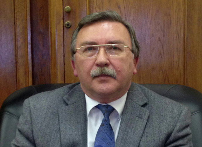 The Russian Foreign Ministry's top disarmament official, Mikhail Ulyanov (Image from mid.ru)