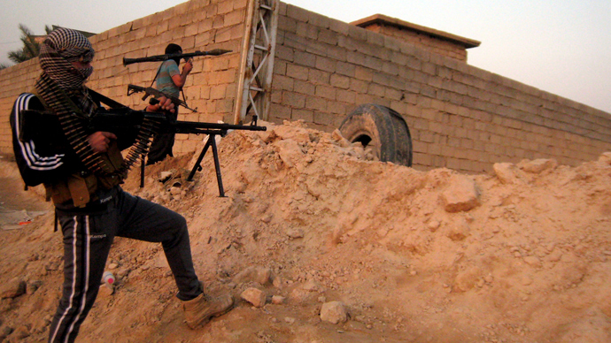Preparation fire: Iraqi army kills 50 militants in Fallujah artillery, air strikes