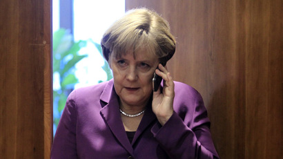 US ambassador admits tapping Angela Merkel's phone was 'stupid'