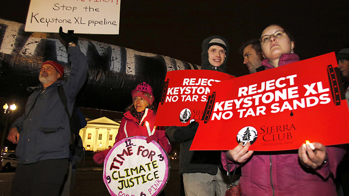 ​Judge: Nebraska governor exceeded authority in approving Keystone pipeline