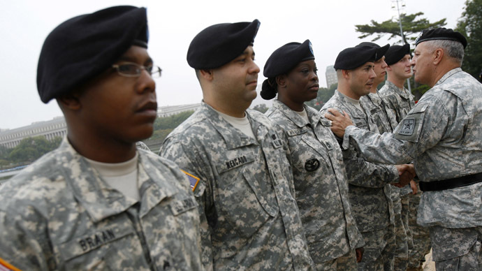 Hundreds of US soldiers pocketed 'tens of millions' of dollars in fraud scandal