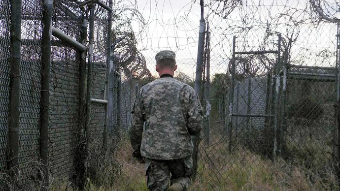 Guantanamo detainee cites POW status, files lawsuit for release