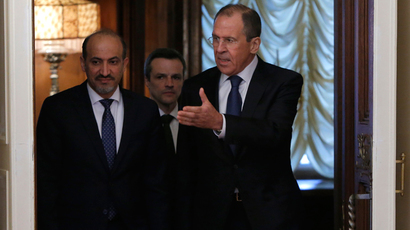 Russia offers alternative Syria resolution, slams West-Arab draft as helping 'military aggression'