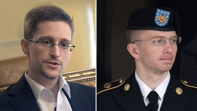 Pirate Party members nominate Snowden, Manning for Nobel Peace Prize