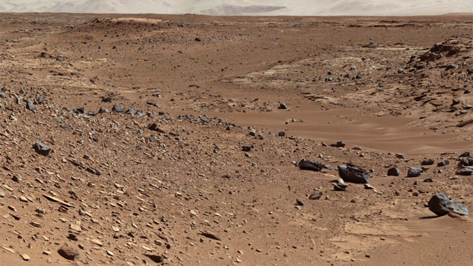 NASA's Curiosity takes first-ever photo of Earth from Mars