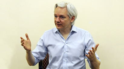 'Reckless & unlawful': Assange calls for probe into NSA 'manhunt' on WikiLeaks