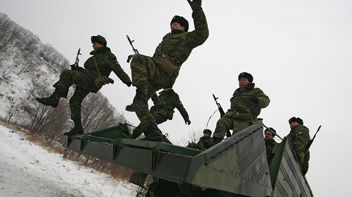 Russia surpasses UK as third biggest defense spender – report