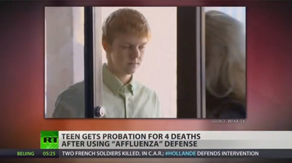 Family of 'affluenza' drunk-driving teen to pay victim $2 mn