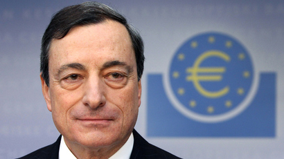 Under attack: Germany says European Central Bank's quantitative easing illegal