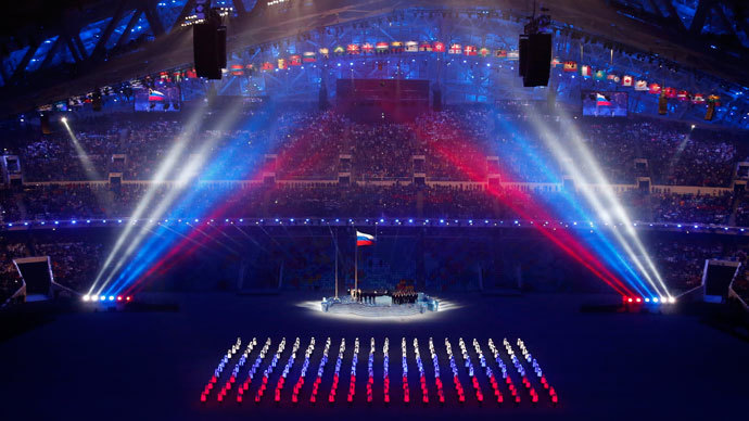 ​Hot. Cool. Yours. Fin! Sochi Olympics close with breathtaking show