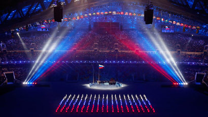 2014 Sochi Olympics opening: Breathtaking Winter fairytale (PHOTOS)