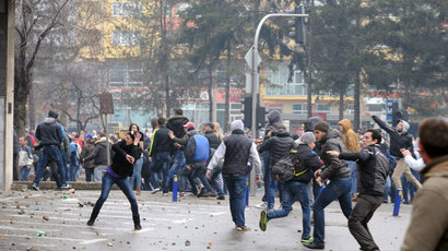Violent protests across Bosnia injure 150, as people demand govt. overhaul