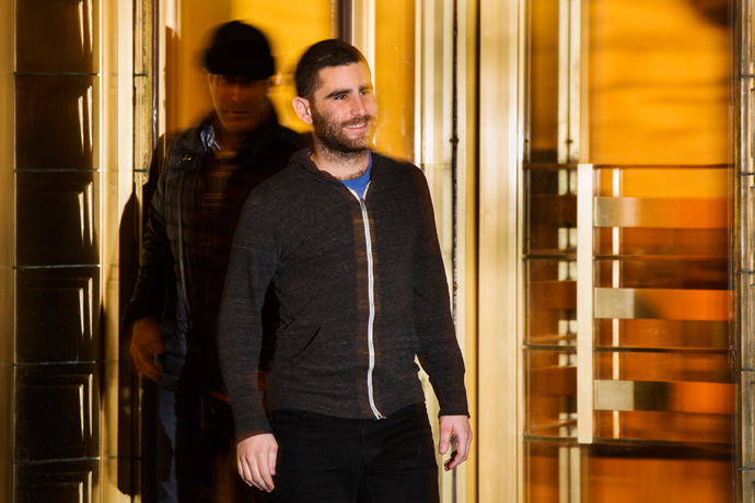 Bitcoin Foundation Vice Chairman Charlie Shrem (Reuters / Lucas Jackson)