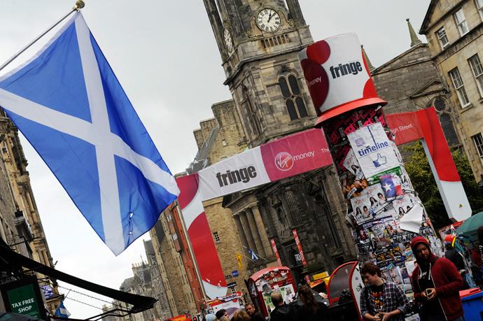 Edinburgh (AFP Photo / Andy Buchanan)