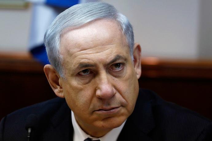 Israel's Prime Minister Benjamin Netanyahu (Reuters / Gali Tibbon / Pool)