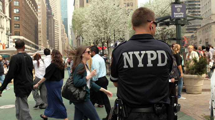 NYPD officers reportedly testing Google Glass
