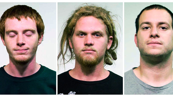 'NATO 3' members receive lengthy prison sentences