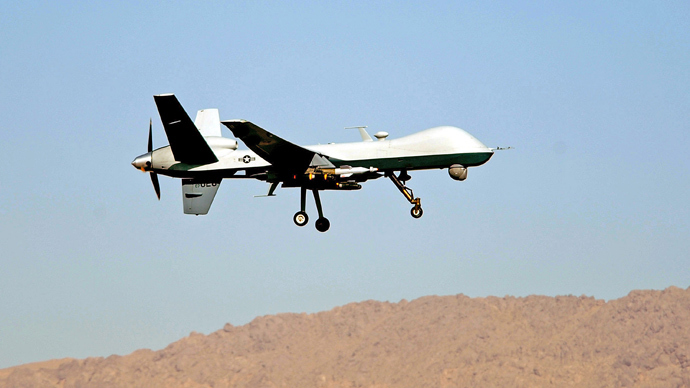 UK 'borrowed' US drones to carry out unreported strikes in Afghanistan