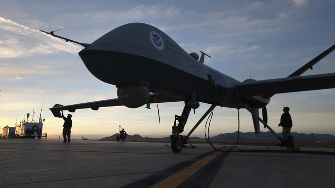 US considering new drone bases in Central Asia