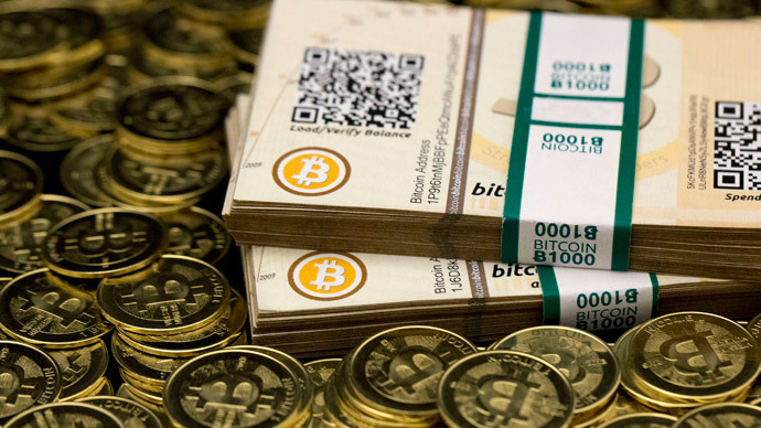 IRS: Bitcoins are property, not currency