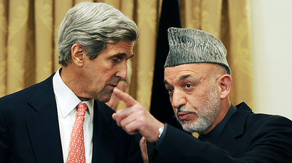 ​US scraps 'glossy propaganda' plans for Afghanistan aid projects