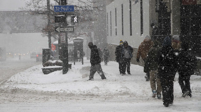 At least 21 killed as epic snowstorm blankets Northeast US