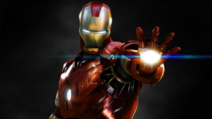 Real-life Iron Man armor to be ready by June – US admiral