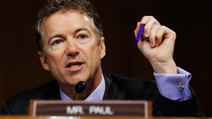 Sen Rand Paul sues President Obama over NSA call surveillance