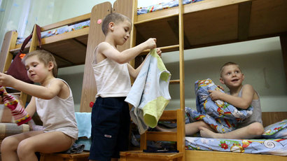 Russia to ban citizenship change for adopted children