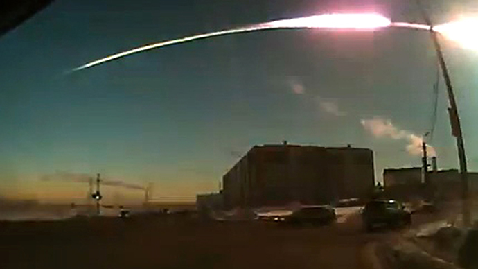 Chelyabinsk meteorite 'shrinks by 20kg' as skyfall anniversary approaches