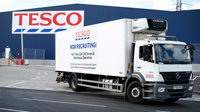 Tesco shares tumble after company overstated profits by £250mn