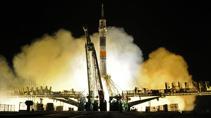 Overall space spending shrinks, while Russia, emerging countries buck trend