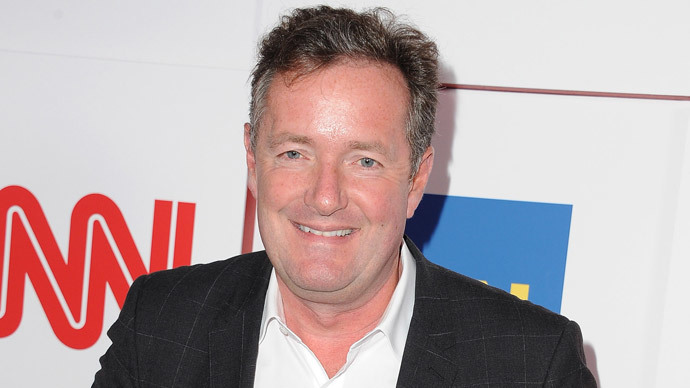 CNN host Piers Morgan questioned about phone-hacking scandal