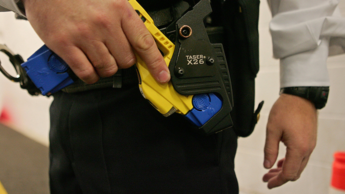 Teen in Baltimore hospital dies after being tasered by police