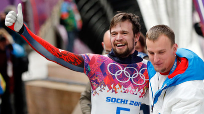 ​Dutch speed skaters sweep the podium on Day 9 in Sochi