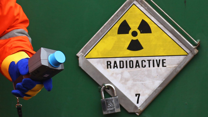 More airborne radiation confirmed near New Mexico nuclear site