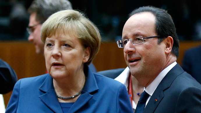 Germany, France to mastermind European data network - bypassing US