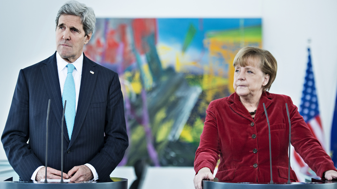 ​No spying on friends: NSA bugs Merkel aides instead of chancellor