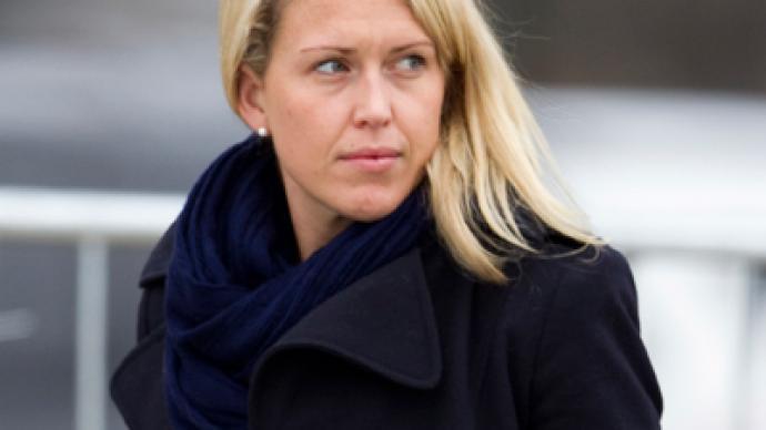 Jennifer Robinson (Reuters / Joshua Roberts)