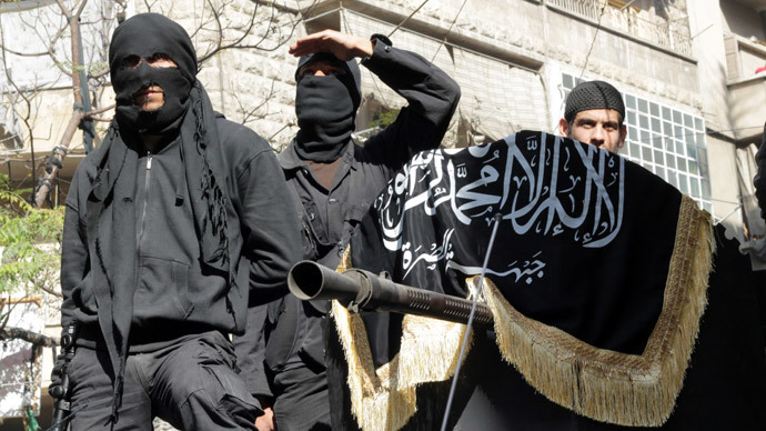 'Black flag of jihad will fly over London': Alarm over UK-born Iraq fighters' threat