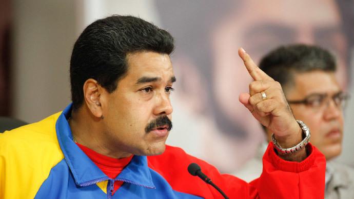Venezuela's Maduro expels 3 US consular officials, alleging conspiracy