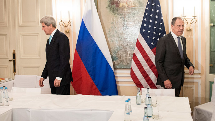 US & Russia swap recriminations as Syria peace talks stagnate