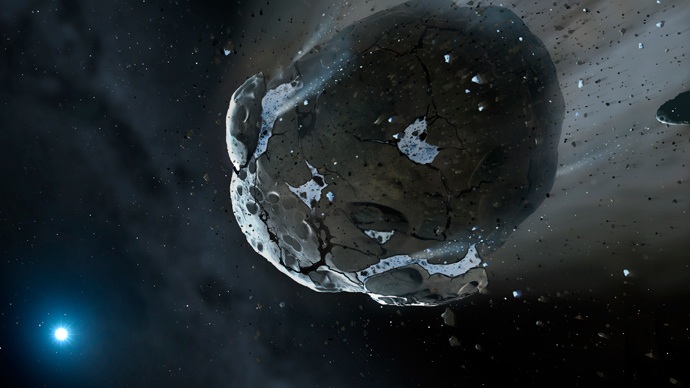 Huge asteroid passes Earth nearly one year after Chelyabinsk meteorite