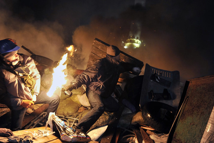 AFP Photo / Louisa Gouliamaki