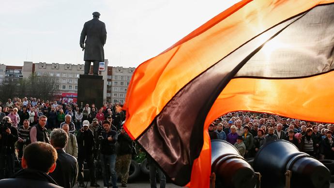 Ukraine turmoil