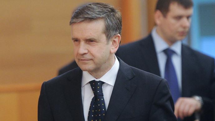 Mihail Zurabov (RIA Novosti / Kirill Kallinikov)