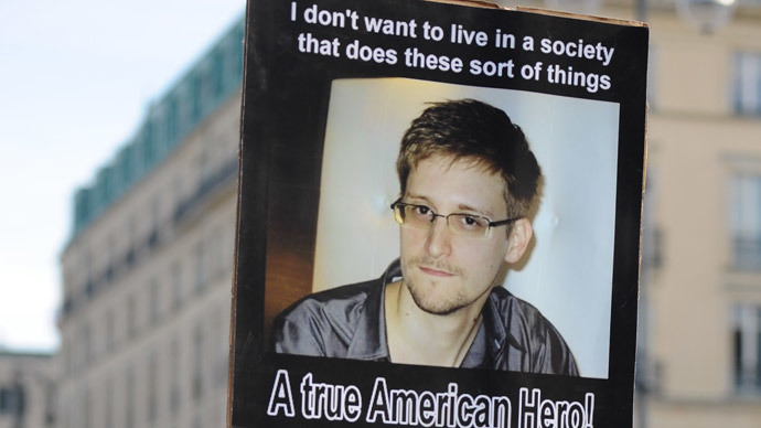 Snowden elected as rector by students at University of Glasgow