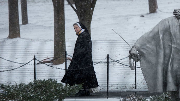 Elderly nun among anti-nuke peace activists sentenced to prison