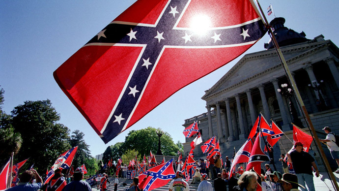 Georgia approves Confederate flag license plates
